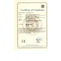 Sweet International Development Company Certifications