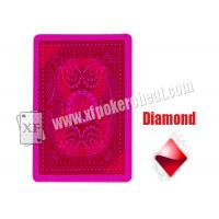 Wholesale Magic Props king Gambler Paper Card Marked With Invisible Ink Poker Cheat from china suppliers