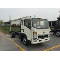 Wholesale 8 Tons Light Duty Truck LHD 4X2 SINOTRUK HOWO 116HP ZZ1087D3614C180 from china suppliers