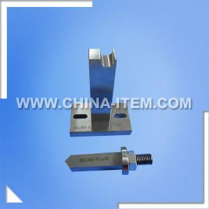 China BS EN 1363-1 UK Plug Socket Gauge, BS1363-2 British Standard Plug and Socket-Outlets Gauge on sale