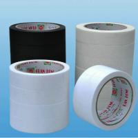 Wholesale colorful white / tan crepe peper low tack masking tape of heat resistant from china suppliers