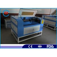 Wholesale Glass / Bamboo Laser Engraving Cutting Machine 6040 Laser Cutter With Laser Drow Software from china suppliers
