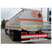 Wholesale Fuel chemical tanker truck 371hp 6X4 for acide transport in large Vacuum Tank Trailer from china suppliers