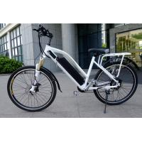 Quality 26 Inch 48v 500w City Electric Bike With 48v 10.4 Ah Samsung Lithium Battery for sale