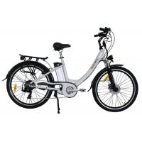 Wholesale EN15194 Lightweight Pedal Assist 250w City Electric Bike Bicycle For Women Or Men from china suppliers