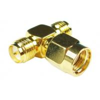 Buy cheap High quality rf coaxial sma connectors for cable from wholesalers