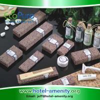 Wholesale With your LOGO guest amenities , Hotel amenities,guet room amenities , hotel guest ameniti from china suppliers