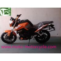 Wholesale YCR New Two Wheel Drive Motorcycle Racing Sport Bike Orange 150cc&200cc&250cc from china suppliers