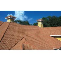 Wholesale High Performance Wave / Double Roman Roofing Tiles For Decoration from china suppliers