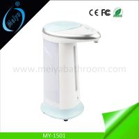 Wholesale 400ml hand free liquid soap dispenser with stand from china suppliers