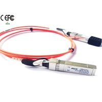 Wholesale Fiber Cable 10G SFP+ AOC Cable Cisco SFP-10G-AOC1M 850nm Wavelength from china suppliers