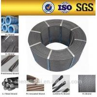 Wholesale anchor wire prices/prestressing concrete steel strands/cable strands from china suppliers