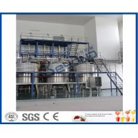Wholesale Beverage Manufacturing Process Juice Processing Equipment Full Automatic 4000LPH from china suppliers