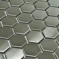 Wholesale Stainless Steel Mosaic for Interior Decoration, Various Sizes Available for Chose from china suppliers