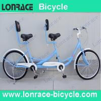 Wholesale tandem bicycle for beach from china suppliers