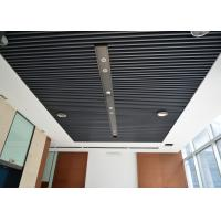 Wholesale Artist Aluminum Alloy Commercial Ceiling Tiles / Square Tube Screen Ceiling Tiles Waterproof from china suppliers