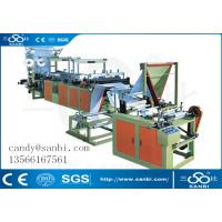 Wholesale Plastic Film Garbage Bag Making Machine Bag Making Equipment from china suppliers