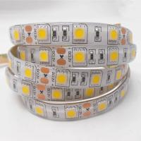 Wholesale 72Watt Colorful 24V flexible SMD 5050 LED Strip with Copper / Black / White PCB from china suppliers