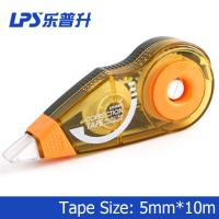 Wholesale Cute School Stationery Roller Colored Correction Tape 5mm X 10m No 9827 from china suppliers
