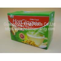 Wholesale Low Fat Soybean Ginger Tea Particle Instant Juice Powder For Cold from china suppliers