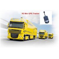 Wholesale MTK Chip Portable Truck Gps Tracker For Remote Cut Off Engine , 2100MHz Frequency from china suppliers