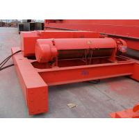 Wholesale Double Grider Crane Electric Hoist Trolley Lifting Equipment Wire Rope Double Track from china suppliers