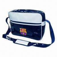 Wholesale Retro Shoulder Bag, Measures 38 x 10 x 28cm, with 210D Polyester Lining, Fashionable Style from china suppliers