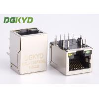 Wholesale KRJ-138FKNL 10 / 100 megabit cat5 rj45 connector module with magnetics customized from china suppliers