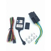 Wholesale Black High Sensitive Auto Gps Tracking Device Built - in GPS And GSM Antenna from china suppliers