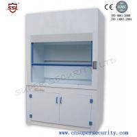 Polypropylene Chemical Laminar Flow Hood with Electric Socket for lab testing