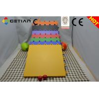 Wholesale Piece Together Colorful Table Tennis Flooring For Sports Yard, Easy Installation Soccer Court from china suppliers