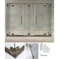 Wholesale shower enclosure shower glass,shower door E-3001 from china suppliers