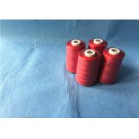 Wholesale Virgin Industrial Sewing Thread Recycled For Cloth , Custom Polyester Spun Yarn from china suppliers