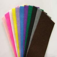 Quality 100% PET Needle Punched NonWoven Fabric Durability / Ventilation Water Resistance for sale