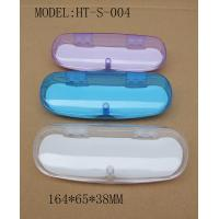 Wholesale 2018 plastic small size  spectacles case with magnet closer from china suppliers