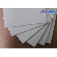 Wholesale Advertising Large Foam Board , Matt / Gloss Finishes High Density Foam Board from china suppliers