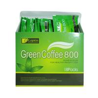 Wholesale Leptin Green Coffee 800 Bean Extract  For Healthy Weight Loss Dieting Drink from china suppliers