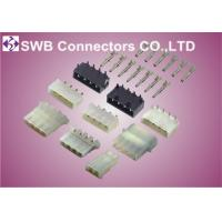 Buy cheap Straight SMT Computer Peripheral Equipment Wire To Board Computer Power Connectors from wholesalers