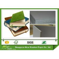 Wholesale High Smoothness Recycle Laminated Grey Board Uncoated For Hardcover Book Cover from china suppliers