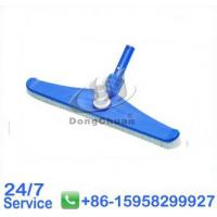 "Wholesale 20"" Heavy Duty Wall Brush  with Regular Handle, Swim Pool Brush - T607 from china suppliers"