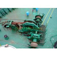 China Steel Material Marine Deck Winches Mooring Fixed Type Hydraulic Anchor Winch on sale