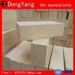 Refractory Brick 80%High-Alumina Refractory Bricks