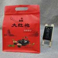Wholesale Food Grade Material Stand Up Zip Bags , Gravure Printing Stand Up Pouch With Handle from china suppliers