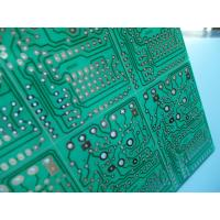 Wholesale Lead Free Single Sided PCB Printed Circuit Board With Green Mask from china suppliers