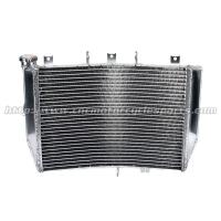 Wholesale 100% Hand Welded Full Aluminum Motorcycle Radiators For KAWASAKI ZX10R ZX-10R from china suppliers