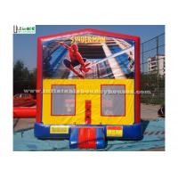 Wholesale Spiderman Inflatable Bounce Houses from china suppliers