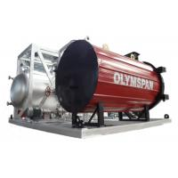 Wholesale 750000KCal/h YY(Q)W horizontal oil(gas)-fuel Thermal Oil boiler from china suppliers