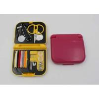 Wholesale Custom Professional Mini Sewing Kit Items With Comb / Emergency Sewing Kit from china suppliers