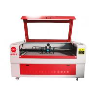 China Shoes High Speed Laser Cutting Machine CNC 4 Head 150W For Soft Stuffed Toy on sale