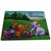 Wholesale Customized Cute Catoon Rubber Mouse Pad With Full Color Printing from china suppliers